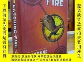 二手書博民逛書店Catching罕見Fire (The Hunger Games