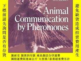二手書博民逛書店Animal罕見Communication by Pheromo