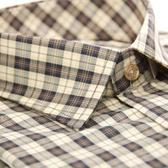 【金‧安德森】經典中格限量窄版短袖襯衫