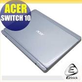 【EZstick】ACER Switch 10 SW5-012 專用 二代透氣機身保護貼(平板機身貼、基座貼)DIY 包膜