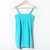 【Dailo】細肩帶條紋洋裝-2色