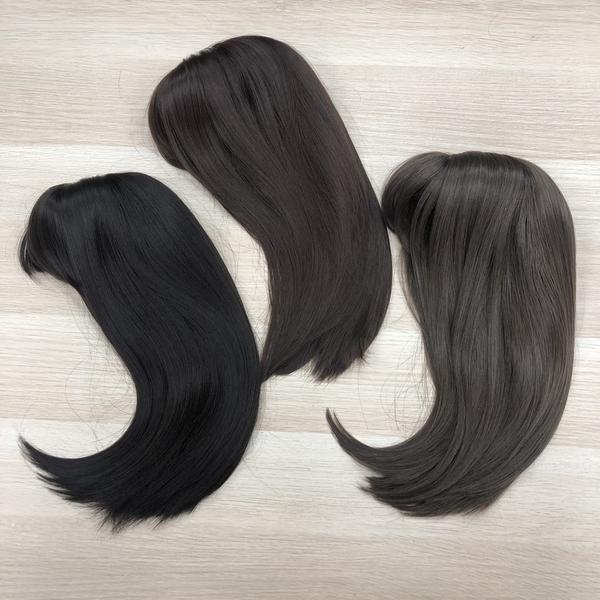 全頂假髮 超輕量自然中長髮 直髮 高品質假髮 D6125 魔髮樂