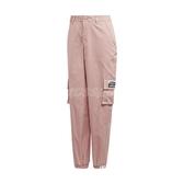 adidas 長褲 R.Y.V. Pants 粉紅 白 女款 工作褲 運動休閒 BLACKPINK著用 【PUMP306】 ED7419