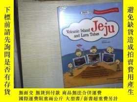 二手書博民逛書店Jeju罕見Volcanic Island & Lava Tub