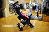 【時尚品味】嬰兒車出租 6天日本三代口袋型推車 POCKIT 新生兒 藍色及桃紅時尚推車出租!