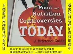 二手書博民逛書店Food罕見and nutrition controversie