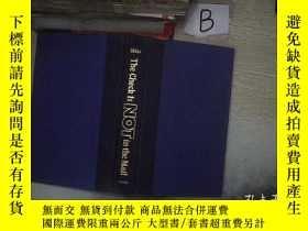 二手書博民逛書店the罕見check is not in the mail 支票不在郵件中。B1Y261116