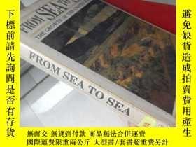 二手書博民逛書店From罕見Sea to Sea :The Growth of