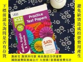 二手書博民逛書店KS2罕見Success Maths English&Scien