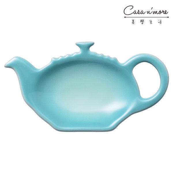 Le Creuset 茶包休息區 點心盤 冷薄荷