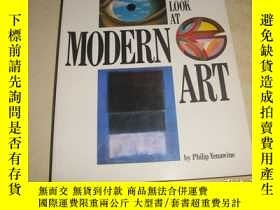 二手書博民逛書店How罕見to Look At Modern ArtY29234