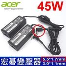 宏碁 Acer 45W 原廠規格 變壓器 Travelmate P245 MS2380 P258 P276-M P276-MG TMP446-M TMP449-Mg TM8172 8172T 8172Z