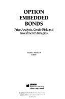 二手書《Option-embedded Bonds: Price Analysis, Credit Risk and Investment Strategies》 R2Y ISBN:0786308184