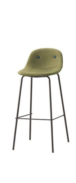 8號店鋪 森寶藝品傢俱 a-01 品味生活 吧椅系列 1032-6 華爾斯吧椅(綠色布)