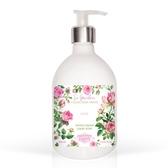 Institut Karite Paris 巴黎乳油木 玫瑰花園香氛液體皂(500ml)