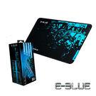 【軟體採Go網】E-Blue 宜博★Mazer 電競滑鼠專用滑鼠墊 36.5X26.5 公分 M號 (EMP004BK)★ [藍色]