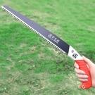 裝進口大白鯊手鋸家用快速木工鋸戶外多功能腰鋸伐木鋸子 3C優購