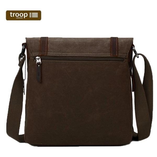 【TROOP】傳統簡約HERITAGE單肩包/TRP0429DB