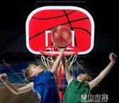寶寶兒童籃球架可升降室內玩具男孩2-3-5歲落地式投籃框筐小孩10YYJ 青山市集