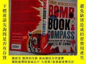 二手書博民逛書店Bomb,罕見Book and CompassY203004