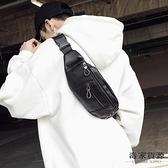 斜背胸包腰包男跑步休閒運動多功能手機包側背包潮【毒家貨源】