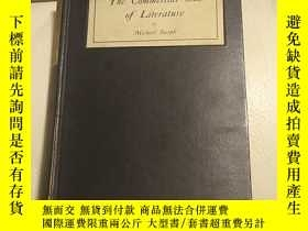 二手書博民逛書店The罕見Commercial side of Literatu