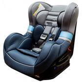 法國NANI納尼亞黎明者卓越0-4安全汽座-藍 贈 雙色EVA汽座保護墊(隨機)