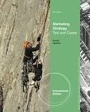 二手書博民逛書店 《Marketing Strategy: Text and Cases》 R2Y ISBN:9781285170435│Thomson South-Western
