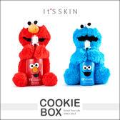 韓國 It's Skin 芝麻街 聯名款 能量 10 安瓶 精華 (加大版) 60ml 修護 保濕 *餅乾盒子*