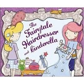 【童話國的髮型師】FAIRYTALE HAIRDRESSER AND CINDERELLA / 英文繪本《主題: 傳統故事》