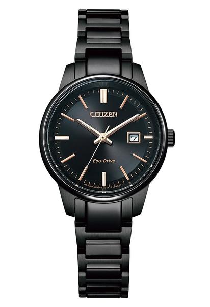 29mm【分期0利率】 星辰錶 CITIZEN 光動能 藍寶石水晶玻璃 全新原廠公司貨 EW2597-86E