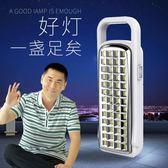 LED應急燈家用照明停電備用太陽能充電戶外超亮夜市地攤露營神器【快速出貨八折下殺】