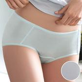 華歌爾-COOL冰涼褲M-LL中低腰平口褲(灰)NS2130-EE