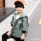 男童外套 2019秋裝新款韓版時尚氣質潮流兒童外套童裝風衣  YN1274『寶貝兒童裝』