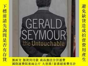 二手書博民逛書店《罕見Untouchable 》Gerald Seymour 著