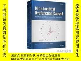 二手書博民逛書店Mitochondrial罕見Dysfunction Caused by Drugs and Environmen