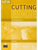 二手書博民逛書店 《NEW CUTTING EDGE INTERMEDIATE: WORKBOOK+ANSWER KEY》 R2Y ISBN:0582825202│JaneComyns-Carr