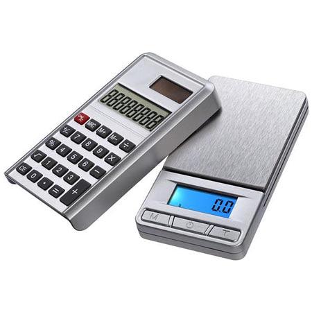 口袋型電子秤 附計算機 Pocket Scale
