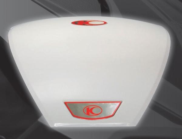 光陽原廠精品 50L後行李箱上蓋(四色烤漆可選)