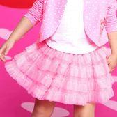 WHY AND 1/2 mini 荷葉網紗短裙 1Y~4Y