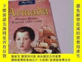 二手書博民逛書店Armada罕見the story of Thomas hobb