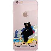 設計師版權【台灣黑熊  熊蓋芽-台中樂章】系列:TPU手機保護殼(iPhone、ASUS、LG、小米)
