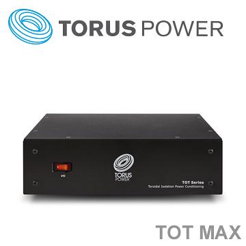 新竹推薦專賣店 TORUS POWER 名展音響 TOT MAX 環形電源處理器