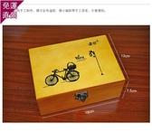 針線盒 實木針線盒韓國風家居家針線包縫紉套裝禮品禮物 【快速出貨】