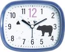 (福利品 /全新品) 熊款靜音鬧鐘