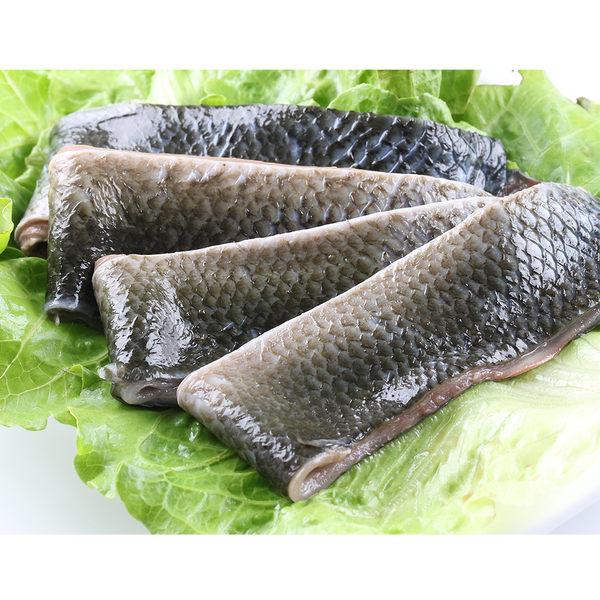 「愛上新鮮」台南老饕虱目魚皮12包