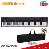 【金聲樂器】Roland GO-88P (GO:PIANO 88) 數位鋼琴 附原廠琴袋