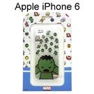 復仇者聯盟Q版透明軟殼 [綠巨人] iPhone 6 / 6S (4.7吋)【正版授權】