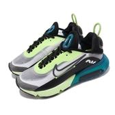 Nike 休閒鞋 Wmns Air Max 2090 白 藍 黑 女鞋 氣墊 半透明鞋面設計 全新鞋款 運動鞋 【PUMP306】 CK2612-103