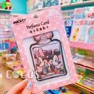 正版 迪士尼 米奇米妮 室內芳香片 香氛片吊飾 香氛貼片 香水片 小蒼蘭味 COCOS GJ051